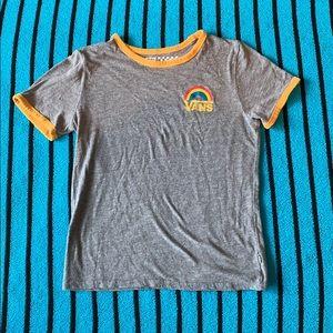 Women's VANS T-shirt XS